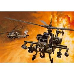 Italeri Boeing AH-64A Apache (1:72)