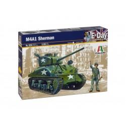 Italeri M4 A1 Sherman (1:35)
