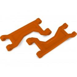 Traxxas rameno závesu kol horní oranžové (2)