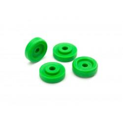 Traxxas podložka disku kola zelená (4)