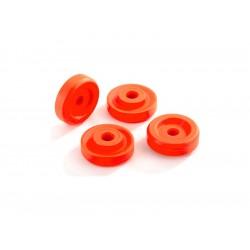 Traxxas podložka disku kola oranžová (4)
