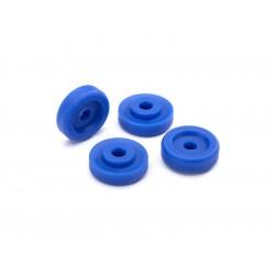 Traxxas podložka disku kola modrá (4)