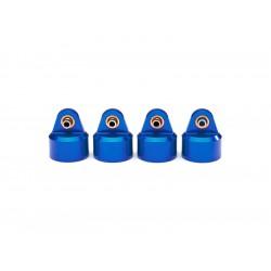 Traxxas hlava tlumiče GT-Maxx hliníková modrá (4)