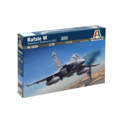 Italeri Rafale M Operations Exterieures 2011 (1:72)