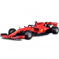 Bburago Ferrari SF90 1:18 5 Vettel
