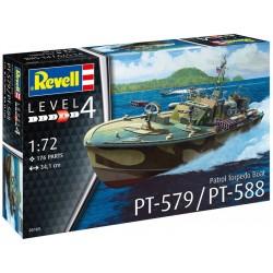 Revell Patrol Torpedo Boat PT-588/PT-579 (1:72)