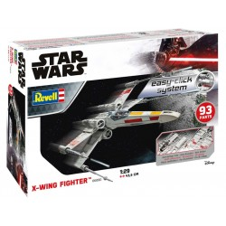 Revell EasyClick SW - X-Wing Fighter (1:29)