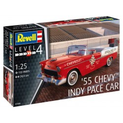 Revell Chevrolet Indy Pace Car 1955 (1:25) (sada)