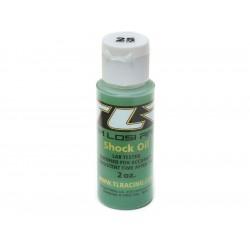 TLR silikonový olej do tlumičů 250cSt (25Wt) 56ml