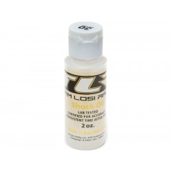 TLR silikonový olej do tlumičů 340cSt (30Wt) 56ml