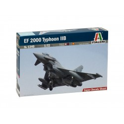 Italeri EF-2000 Typhoon with seater (1:72)