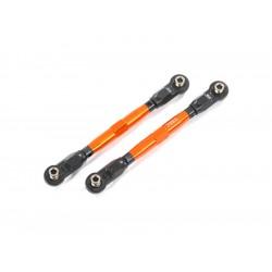 Traxxas ojnička 88mm hliníková oranžová (2)