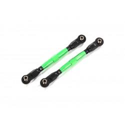 Traxxas ojnička 88mm hliníková zelená (2)