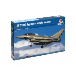 Italeri EF-2000 Typhoon Single Seater (1:72)