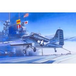 Academy Grumman F4F-4 Wildcat (1:72)