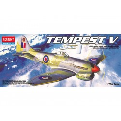 Academy Hawker Tempest V (1:72)