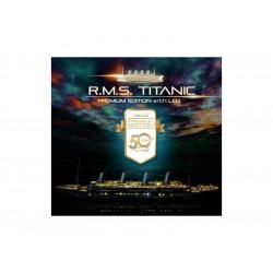 Academy Titanic Premium Edition s LED (1:400)