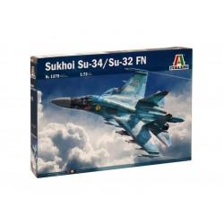 Italeri Sukhoi SU-34/SU-32 FN (1:72)