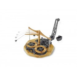 Academy Da Vinci Kit 18157 - FLYING PENDULUM CLOCK