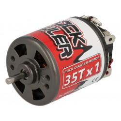 Robitronic stejnosměrný motor Rock Crawler 540 35T