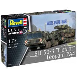 Revell SLT 50-3 Elefant a Leopard 2A4 (1:72)
