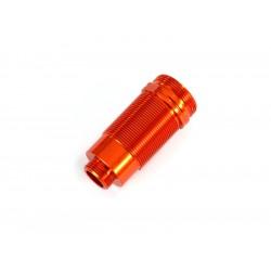 Traxxas tělo tlumiče GTR long hliník/PTFE oranžové