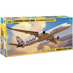 Zvezda Airbus A-350-1000 (1:144)