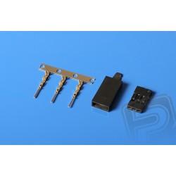 JR003 Protikus servokonektoru s pojistkou NEW