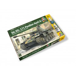 Italeri Wargames - Sd. Kfz. 171 Panther Ausf. A (1:56)