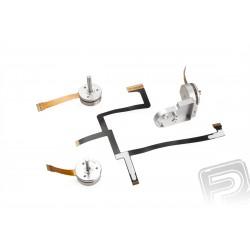 Motory gimbalu + kabely (Phantom 2 VISION+)