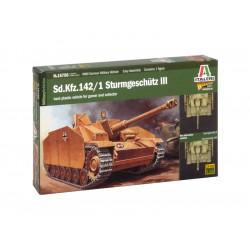 Italeri Wargames - Sd. Kfz. 142/1 Sturmgeschütz III (1:56)