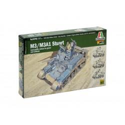 Italeri Wargames - M3/M3A1 Stuart (1:56)