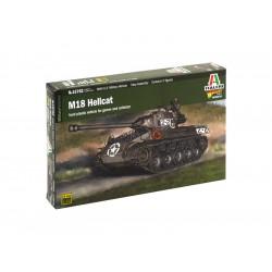 Italeri M18 Hellcat (1:56)