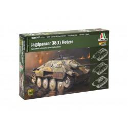 Italeri Wargames Jagdpanzer 38(t) Hetzer (1:56)