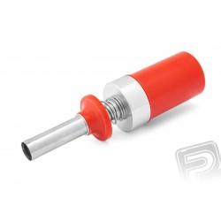 Konektor k žhavící svíčce včetně držáku baterky