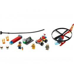 LEGO City - Zásah hasičského vrtulníku