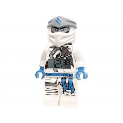 LEGO hodiny s budíkem Ninjago Zane
