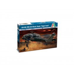"Italeri Sikorky UH-60/MH-60 ""NIGHT RAID"" (1:48)"