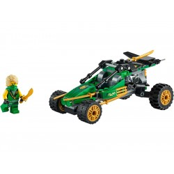 LEGO Ninjago - Bugina do džungle