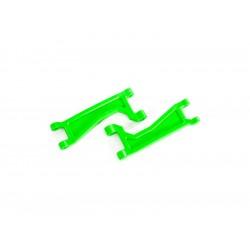 Traxxas rameno závěsu kol horní zelené (2) (pro WideMaxx)