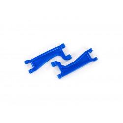 Traxxas rameno závěsu kol horní modré (2) (pro WideMaxx)