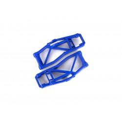 Traxxas rameno závěsu kol dolní modré (2) (pro WideMaxx)