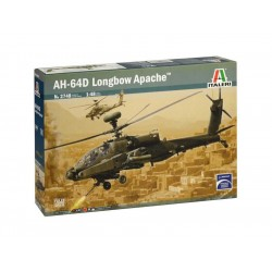 Italeri Boeing AH-64D Longbow Apache (1:48)
