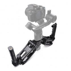Dual Hand-held 4-axis Damping Stabilization Gimbal pro...