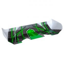 BX8SL RUNNER zelené lexanové křídlo