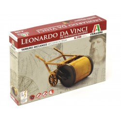 Italeri Leonardo Da Vinci - MECHANICAL DRUM (22.5cm)