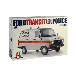 Italeri Ford Transit UK Police (1:24)