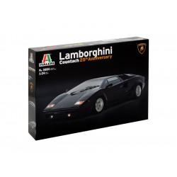 Italeri Lamborghini Countach 25. výročí (1:24)