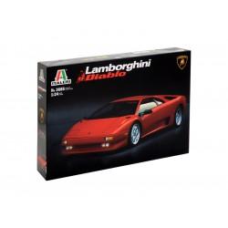 Italeri Lamborghini Diablo (1:24)