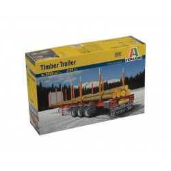 Italeri TIMBER TRAILER (1:24)